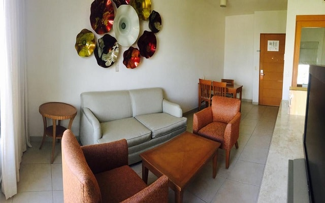 Hotel Ambiance Suites Cancún, ambientes agradables