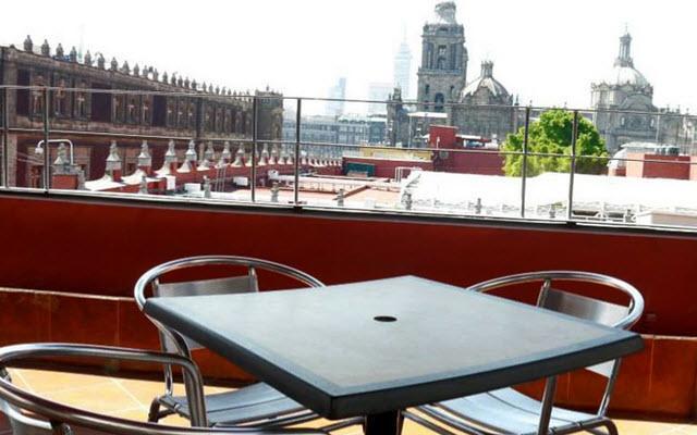 Hotel Amigo Zócalo, vistas únicas del Centro Histórico