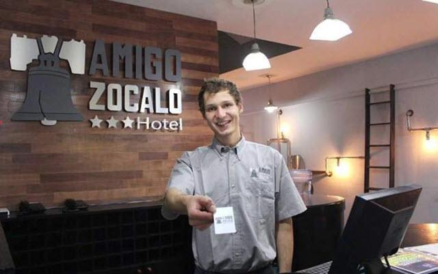 Viajemos Todos por México: Hotel Amigo Zócalo
