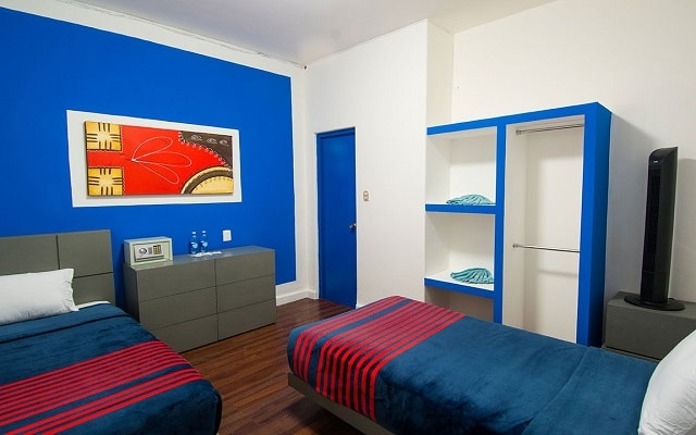 Hotel Amigo Zócalo, habitaciones bien equipadas