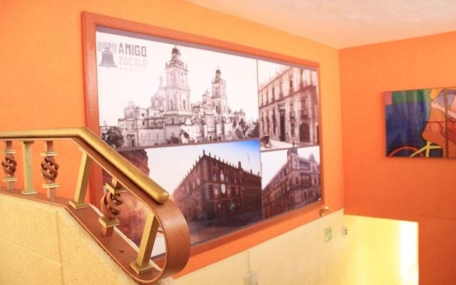 Hotel Amigo Zócalo, cómodas instalaciones