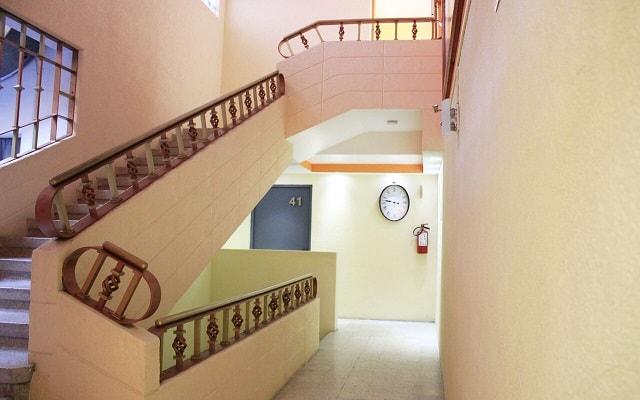 Hotel Amigo Zócalo, ambientes agradables