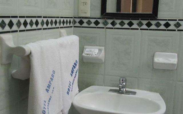 Hotel Amparo, amenidades de calidad
