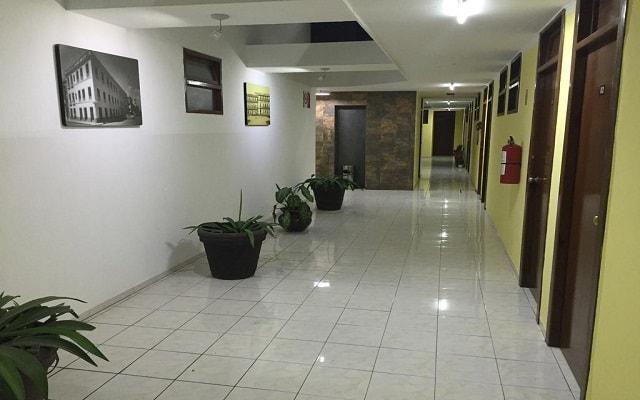 Hotel & Suites Oriente, cómodas instalaciones