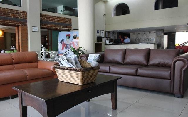 Hotel & Suites Oriente, atención personalizada desde el inicio de tu estancia