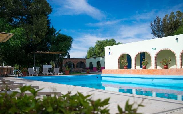 Hotel & RV Park San Ramón en San Miguel de Allende