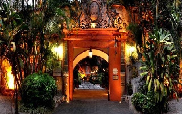 Hotel & Spa Hacienda de Cortés en Cuernavaca Ciudad