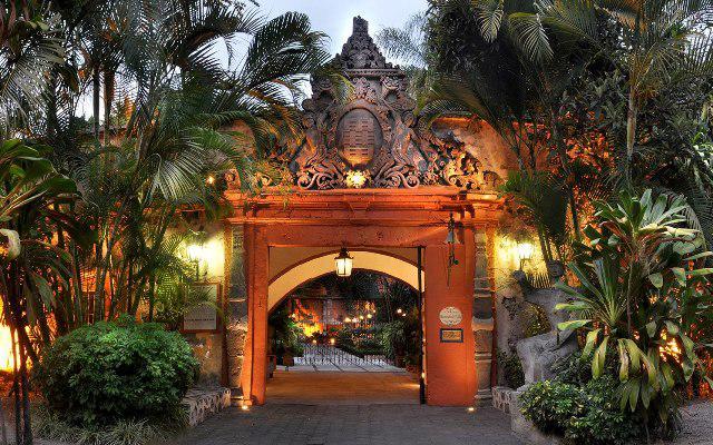 Hotel and Spa Hacienda de Cortes en Cuernavaca Ciudad