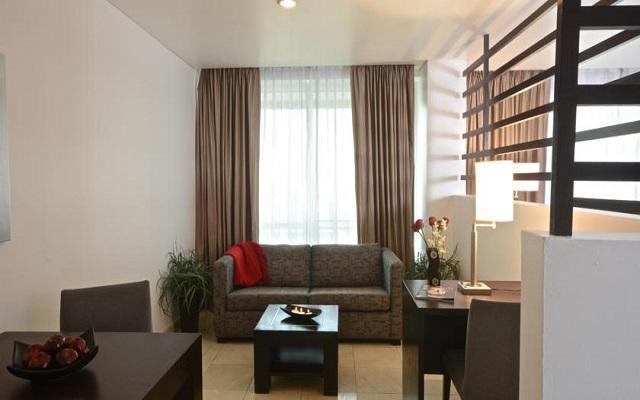 Hotel & Suites PF, habitaciones bien equipadas