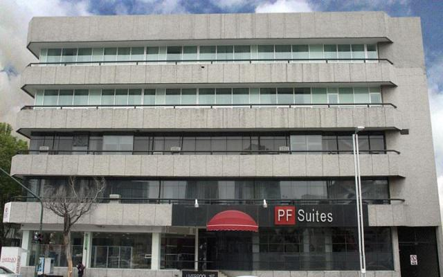 Hotel & Suites PF en Zona Rosa
