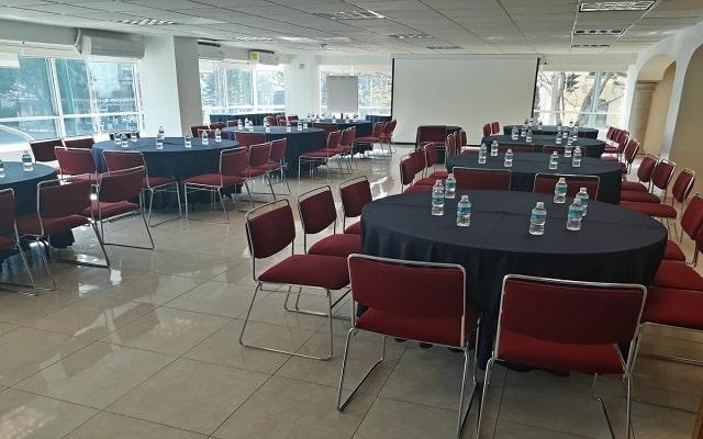 Hotel & Suites PF, salón de eventos
