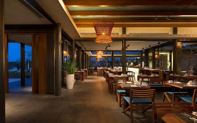 Hotel Andaz Mayakoba a Concept by Hyatt, ambientes agradables