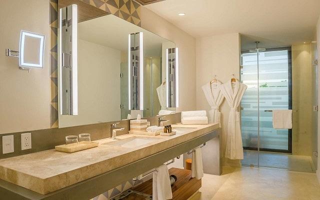 Hotel Andaz Mayakoba a Concept by Hyatt, amenidades de calidad