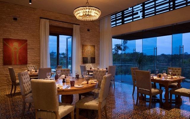 Hotel Andaz Mayakoba a Concept by Hyatt, buena propuesta gastronómica