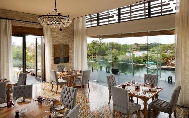 Hotel Andaz Mayakoba a Concept by Hyatt, confort en cada sitio