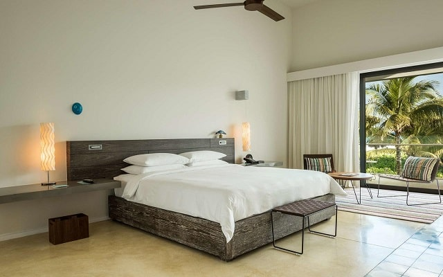 Hotel Andaz Mayakoba a Concept by Hyatt, habitaciones con todas las amenidades