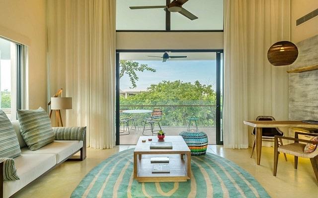 Hotel Andaz Mayakoba a Concept by Hyatt, ambientes de lujo