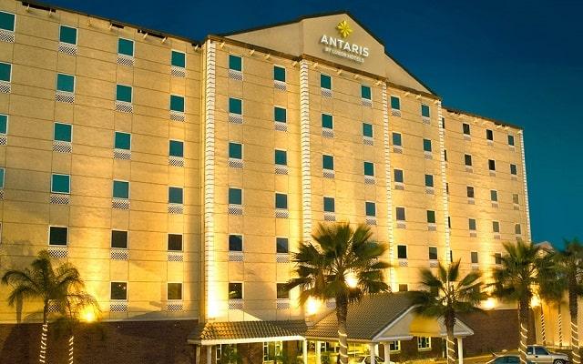 Hotel Antaris Cintermex en Cintermex