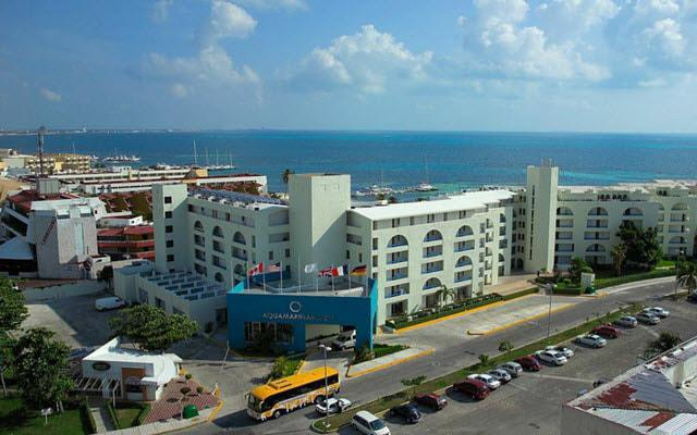 Hotel Aquamarina Beach Cancún