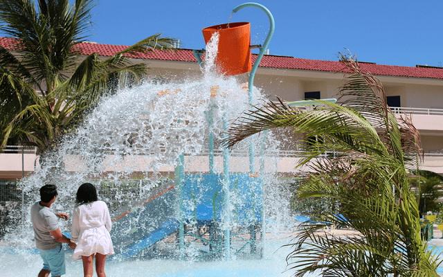 Hotel Aquamarina Beach Cancún, para disfrutar al máximo