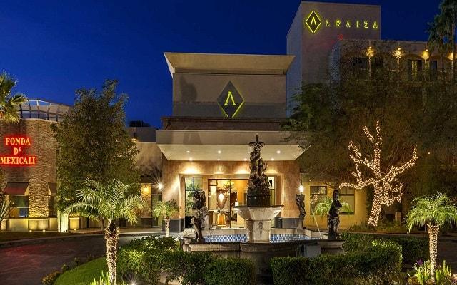 Hotel Araiza Mexicali en Mexicali Ciudad