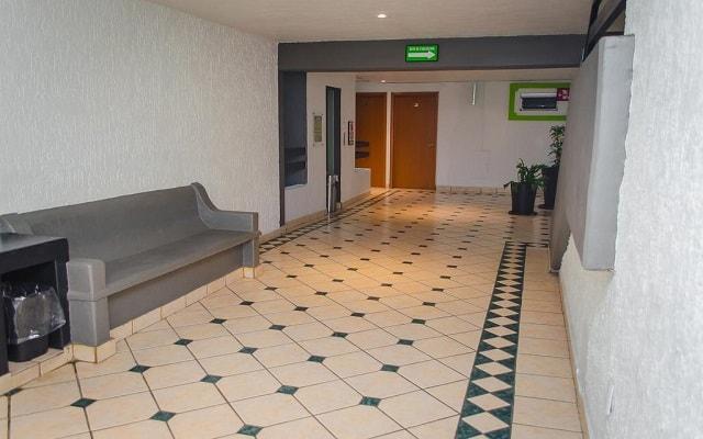 Hotel Arboledas Expo, cómodas instalaciones
