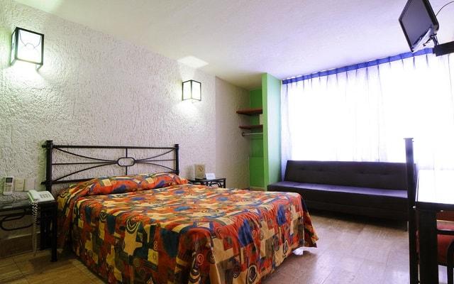 Hotel Arboledas Expo, confort en cada sitio