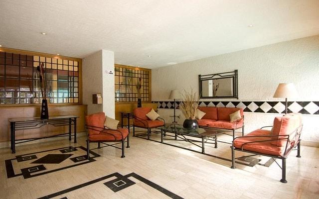 Hotel Arboledas Expo, atención personalizada desde el inicio de tu estancia