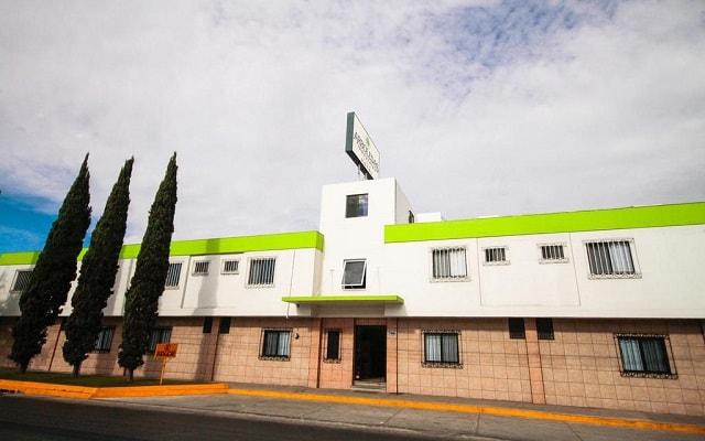 Hotel Arboledas Industrial en Guadalajara Ciudad