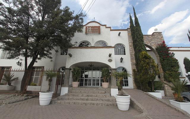 Hotel Arcada San Miguel en San Miguel de Allende