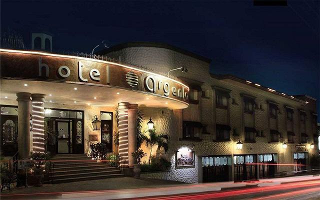 Hotel Argento en Cuernavaca Ciudad