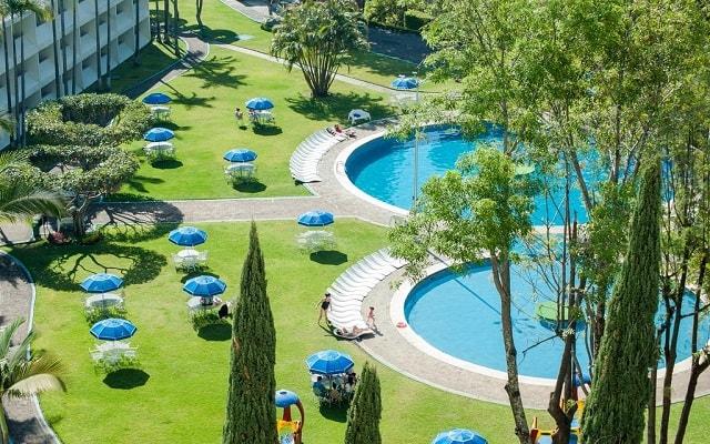 Hotel Aristos El Mirador Cuernavaca