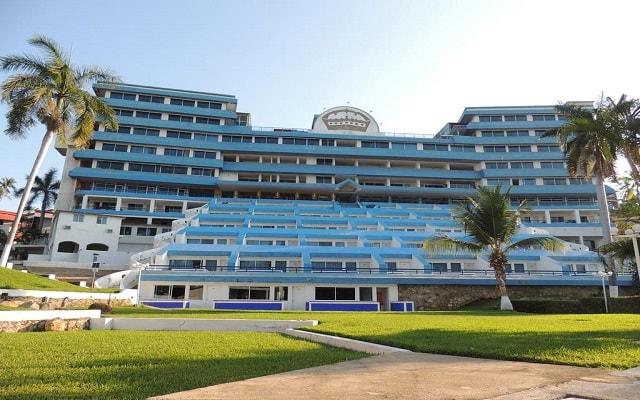 Hotel Aristos Majestic Acapulco en Zona Tradicional