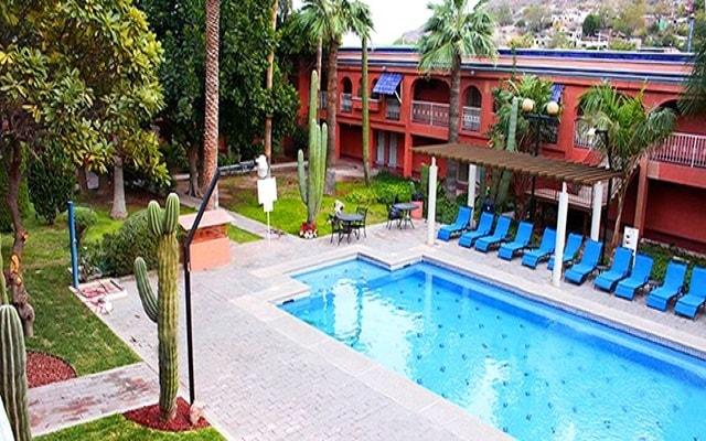 Hotel Armida en San Carlos Guaymas