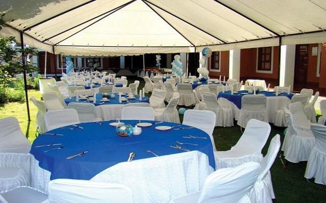 Hotel Arrecife de Coral, salón de eventos