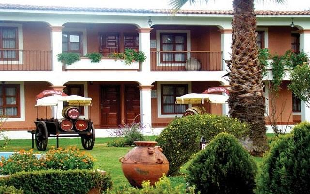 Hotel Arrecife de Coral, buen servicio