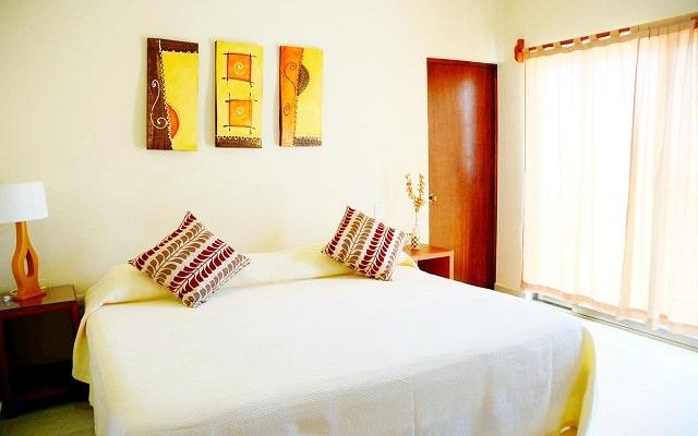 Hotel Arrecifes Suites, ambientes únicos