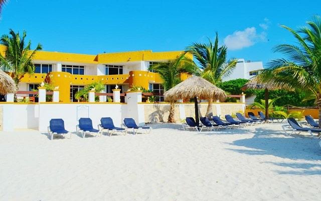 Hotel Arrecifes Suites, disfruta de la playa