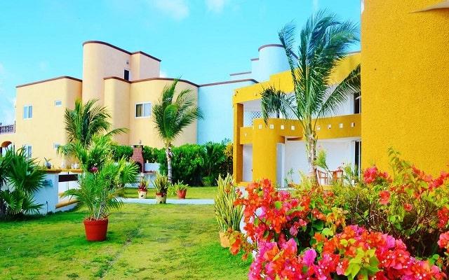 Hotel Arrecifes Suites, cómodas instalaciones
