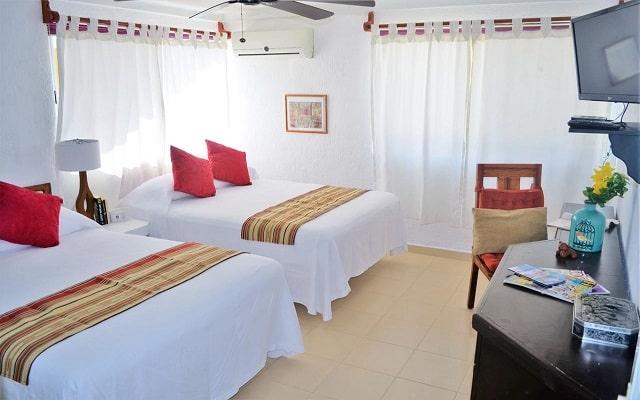Hotel Arrecifes Suites, espacios diseñados para tu descanso