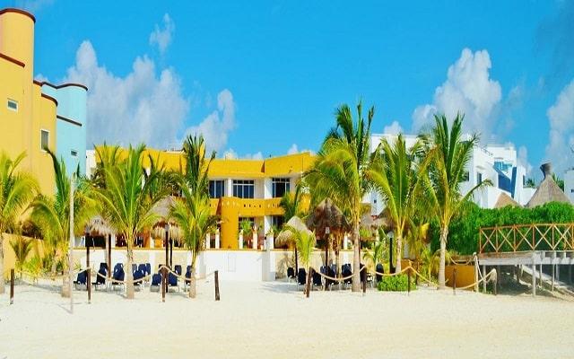 Hotel Arrecifes Suites en Puerto Morelos