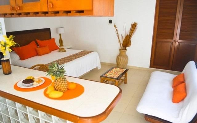 Hotel Arrecifes Suites, buen servicio