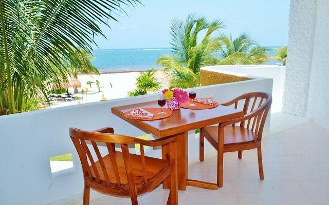 Hotel Arrecifes Suites, vistas hermosas