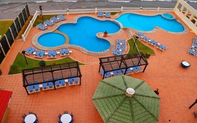 Hotel Astur en Boca del Río