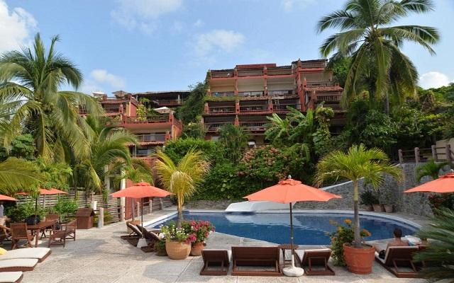 Hotel Aura del Mar en Zihuatanejo