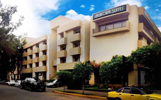 Hotel Aurora Suites en Zapopan