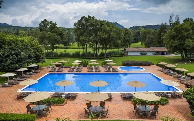 Hotel Avándaro Golf and Spa Resort en Valle de Bravo