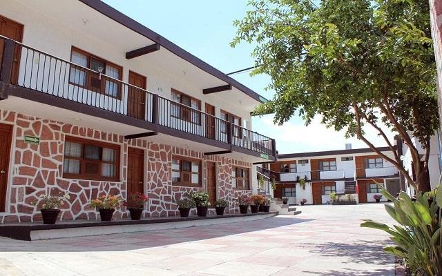Hotel Avenida en Ixmiquilpan