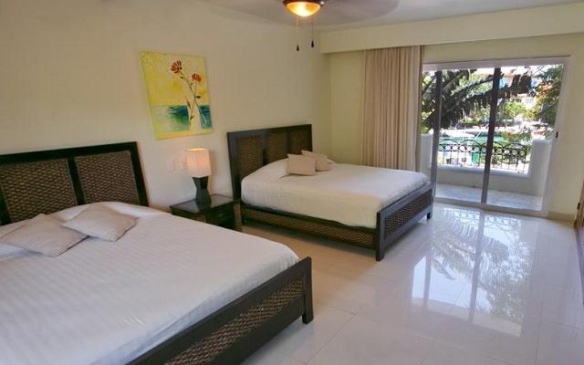 Hotel Aventuras Club Marina, amplias y luminosas habitaciones