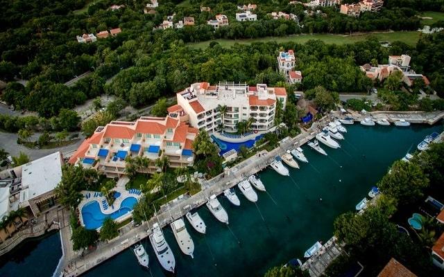 Hotel Aventuras Club Marina en Puerto Aventuras